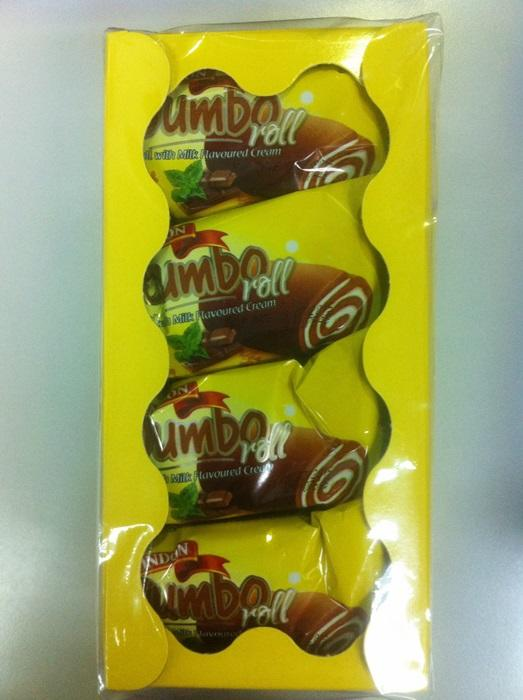 London Jumbo Chocolate
