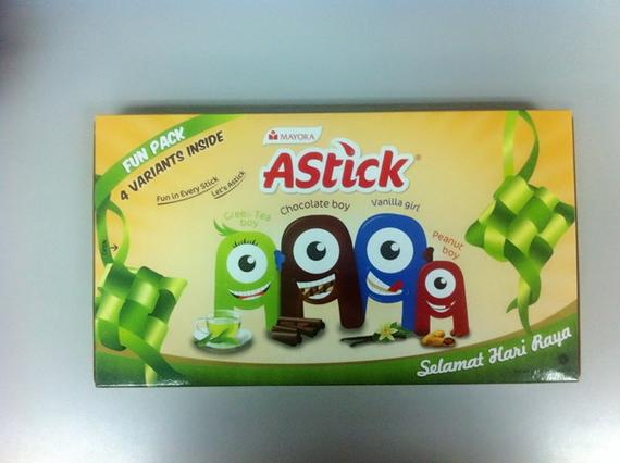 AStick Ramadhan Promotion Pack