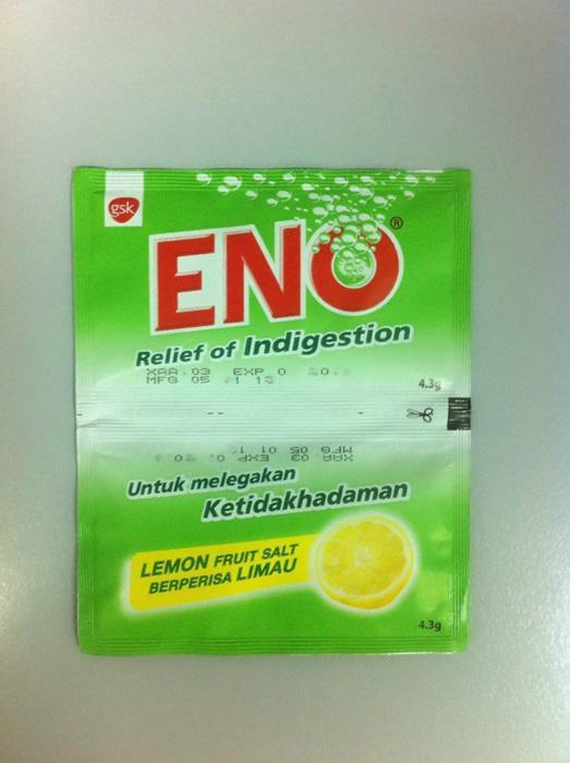 Eno Fruit Salt Lemon