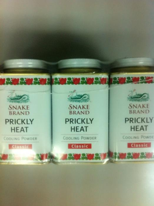 Snake Brand Powder Small