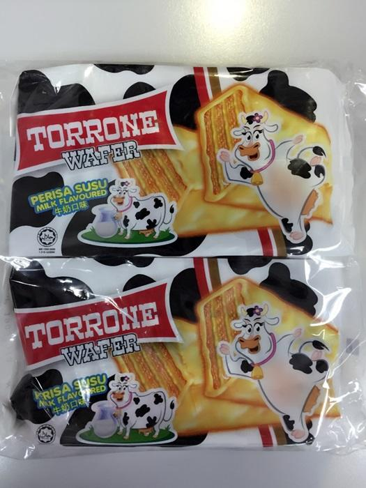Torrone Wafer Milk