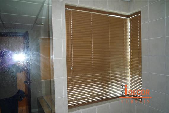 Timber Venetian Blinds5