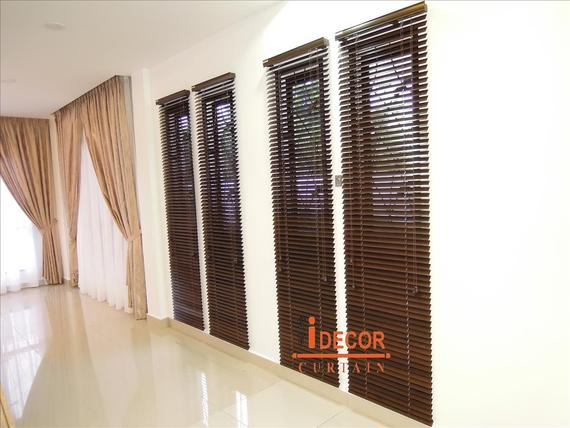 Timber Venetian Blinds3