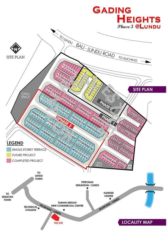 Layout Plan - Gading Heights