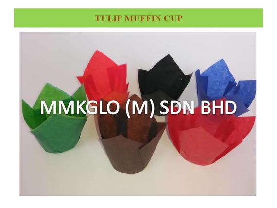 Tulip Muffin Cup Varies
