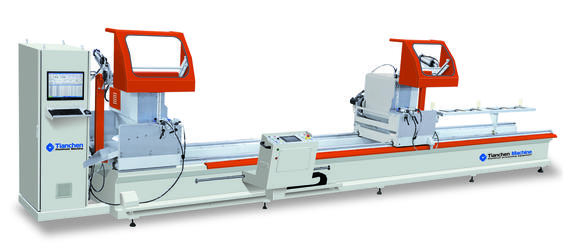Aluminum CNC Cutting Machine