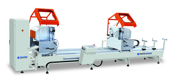 Aluminum Cutting Machine