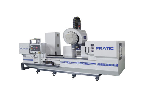 Aluminum Profile CNC Machine