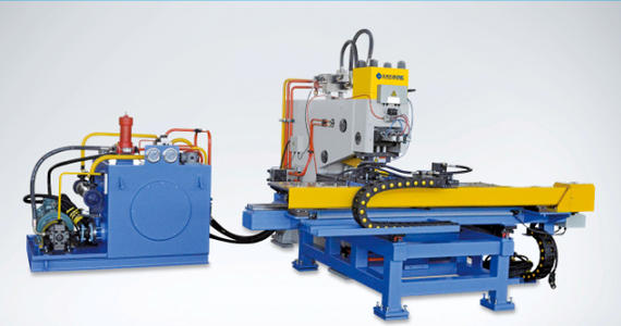 Steel Plate Machine