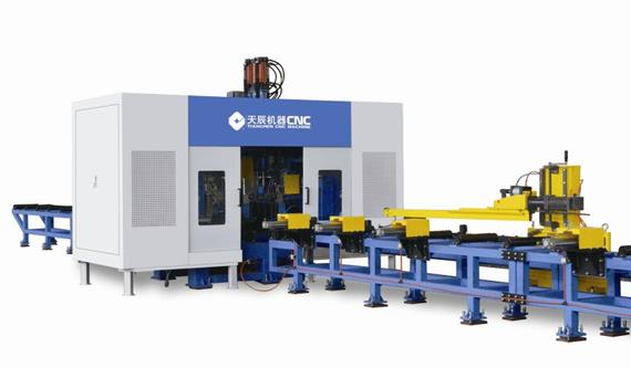 H Beams Drilling Machine