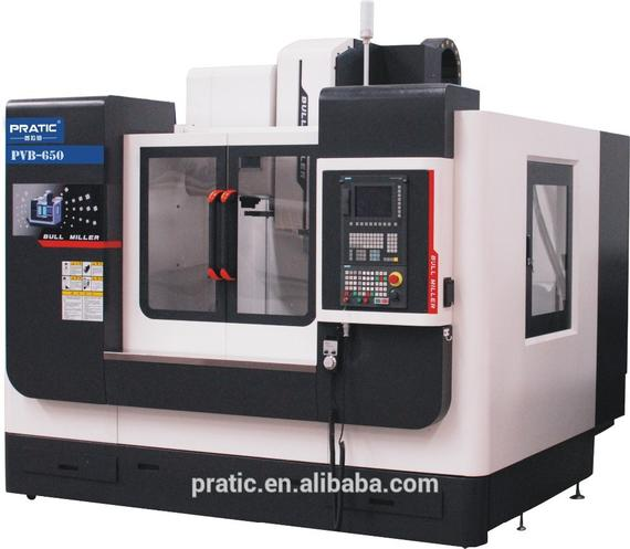 CNC vertical drill and tapping machine