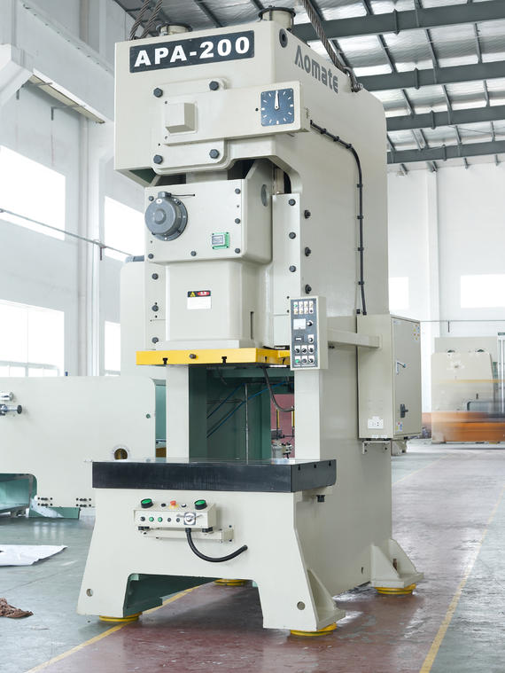 Precision Press Machine