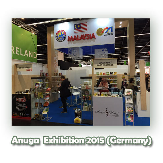 Germany - Anuga Exhibition 2015