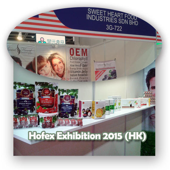 HongKong - Hofex Exhibition 2015