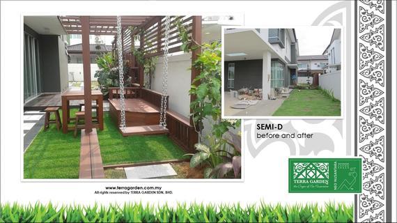 Terra garden sdn bhd landscape contractors in selangor for Garden design ideas malaysia