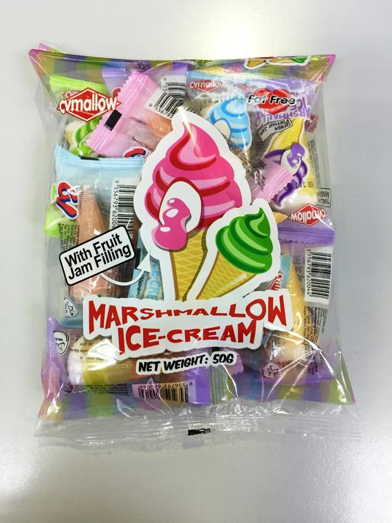 CV MARSHMALLOW ICE CREAM 24X50G