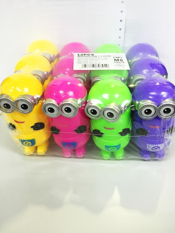 MINION TOY   CANDY