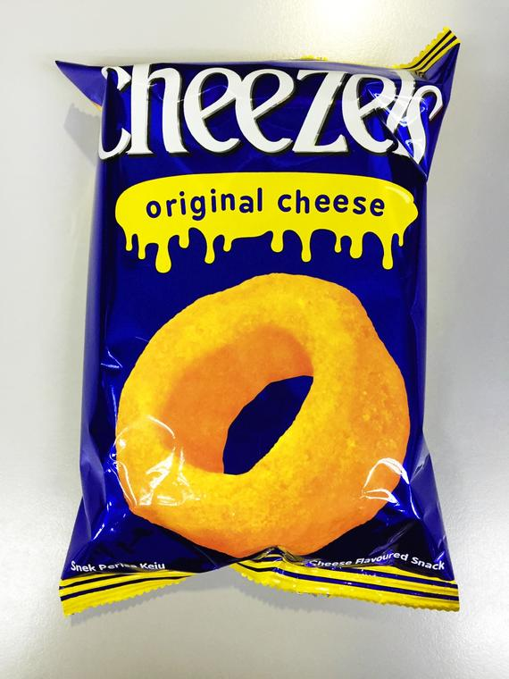 CHEEZELS ORG CHEESE(B)6X10SX60G
