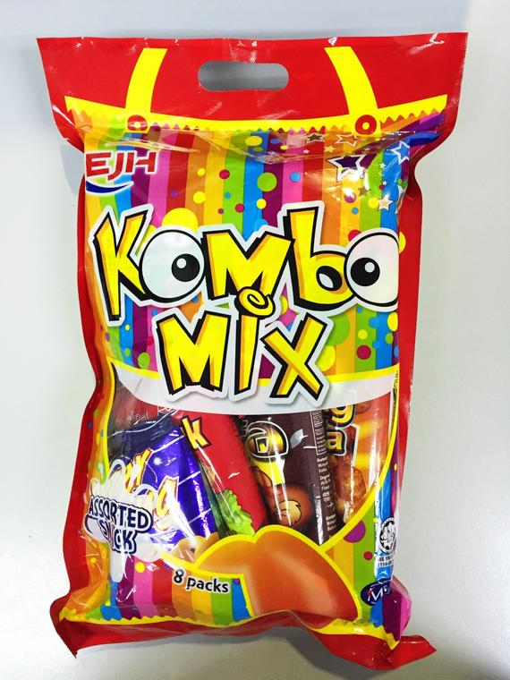 EJH KOMBO MIX (VALUE PACK) 48X8'SX8G