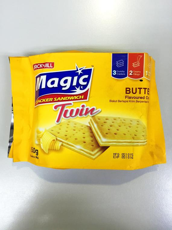 J J MAGIC TWIN BUTTER 24X5'SX30G