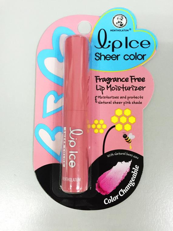 LIPICE SHEER COLOR FRAG FREE 2