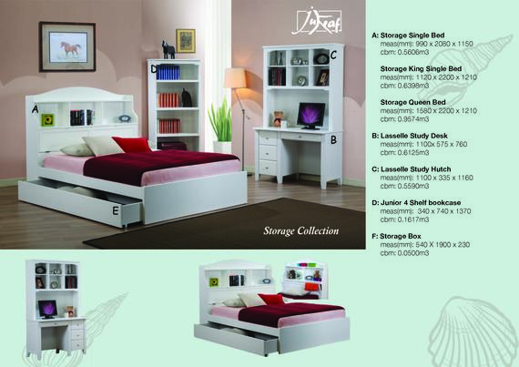 Storage Bed collection