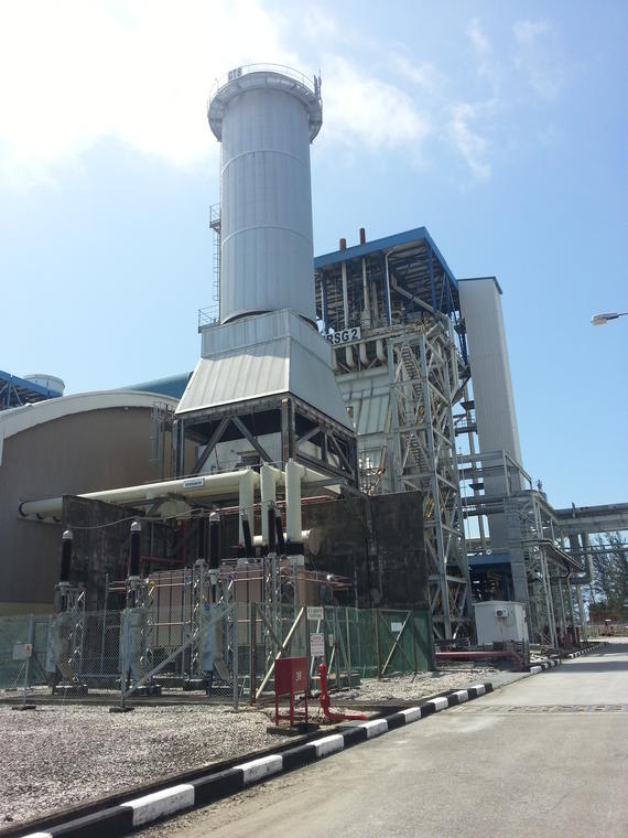 Annual Inspection Services For Sarawak Energy Power Plant