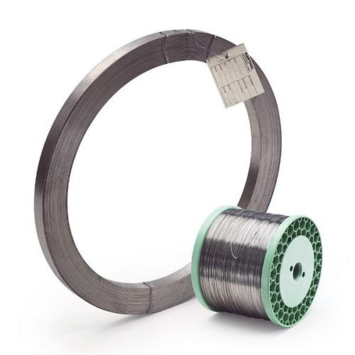 Thermocouple wire and strip1