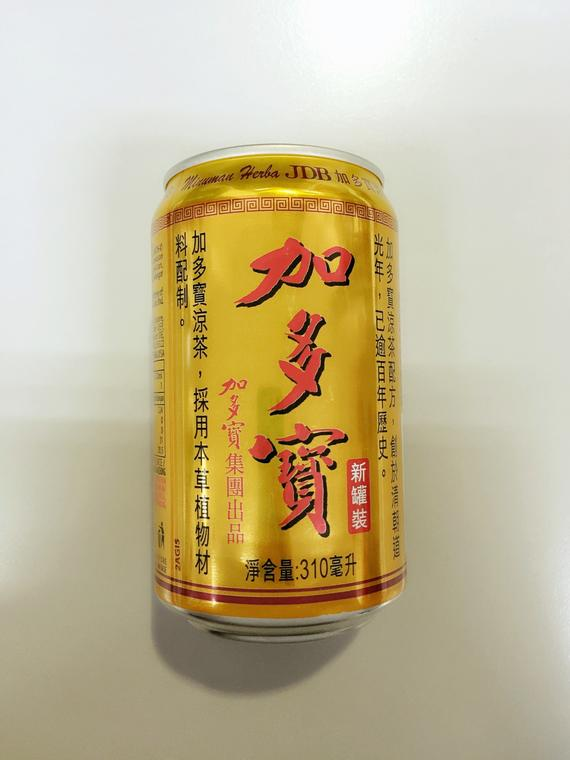 JIA DOU BAO TIN HERBAL DRINK 24x310ML
