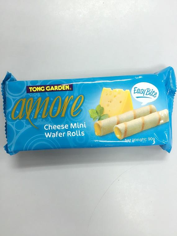 TG AMORE CHEESE MINI WFR ROLL(24X90G)