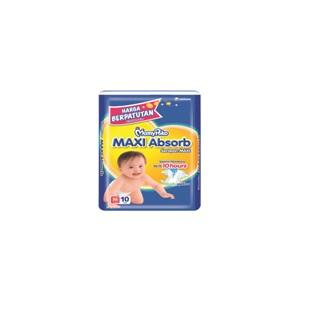 MP MAXI ABSORB MINI M10 (1X12)(YELLOW)