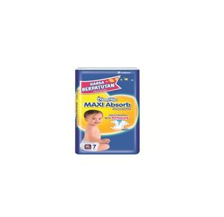MP MAXI ABSORB MINI XL7 (1X12)(YELLOW)