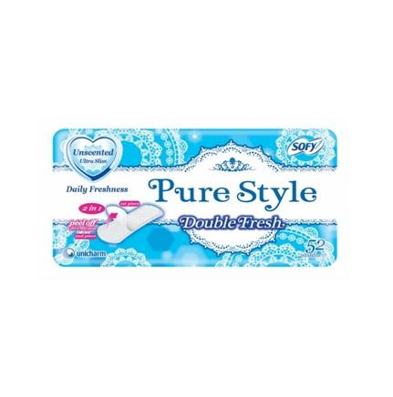 SOFY PL PURE STYLE DOUBLE FRESH 52S(US)