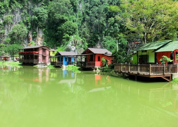 Qing Xin Ling Leisure & Cultural Village 1