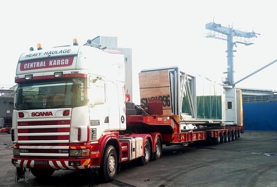 Telescopic Low Loader