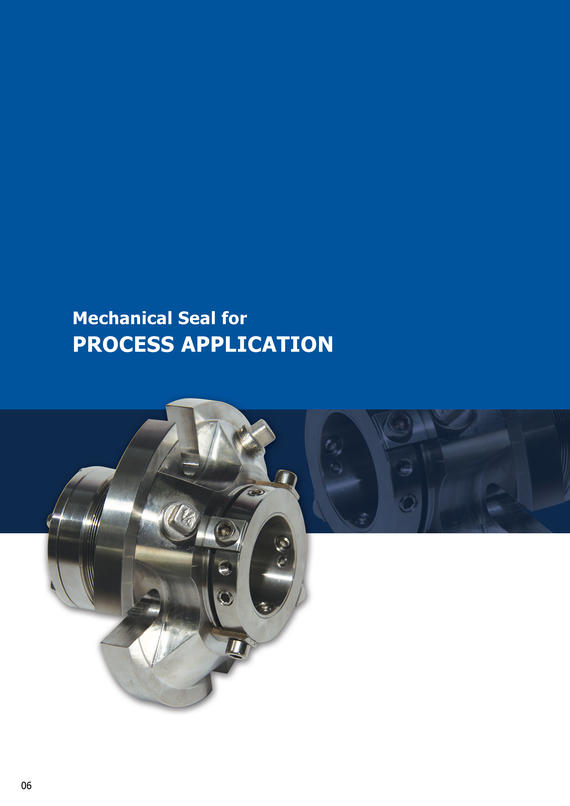 Mechanical Seal-PA01