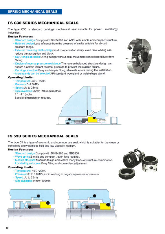 Mechanical Seal-PA03