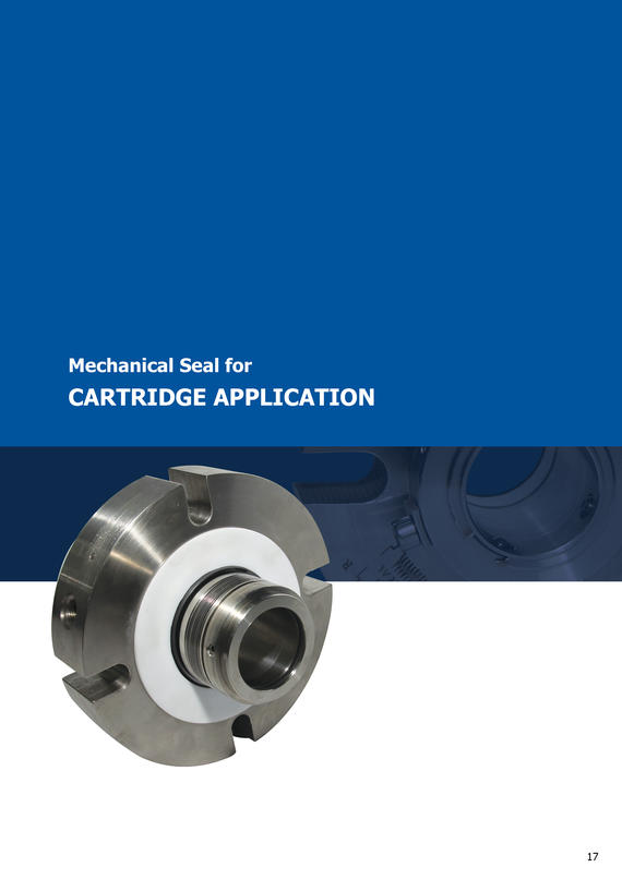 Mechanical Seal-CA01