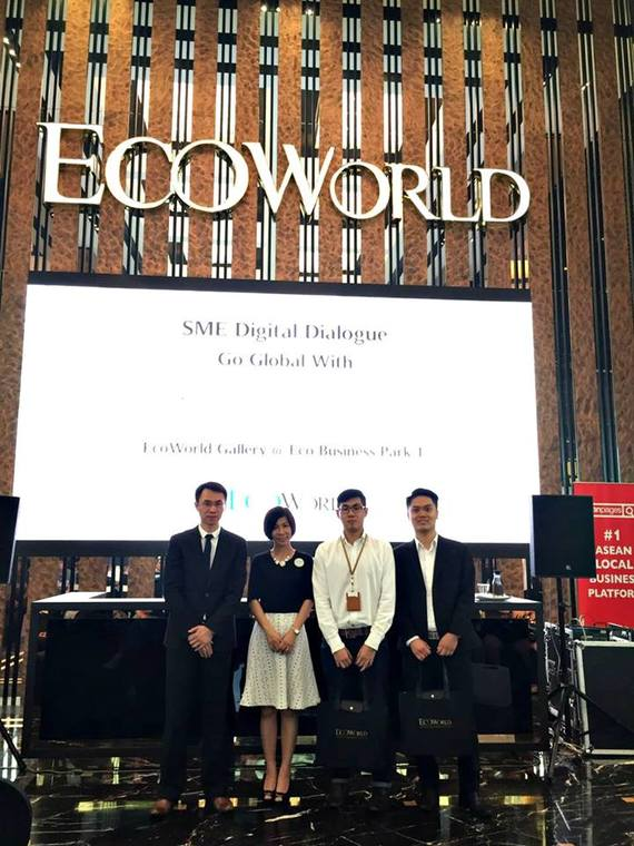 ECOMMERCE CONFERENCE WITH ECOWORLD   8