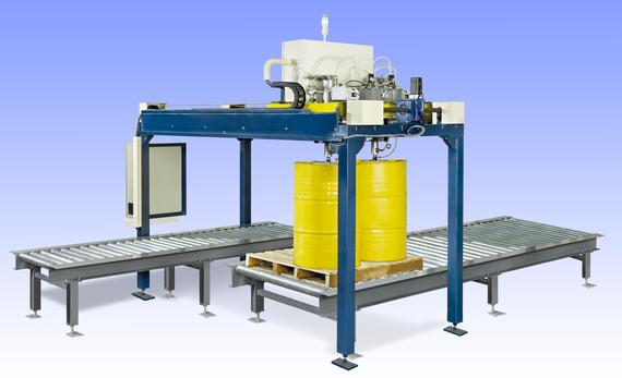 ADPP-200K-MS (DRUM PALLET PICK & PLACED)