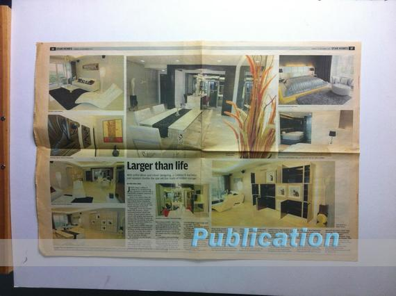 4 Publications (1006) The Star Interior Design