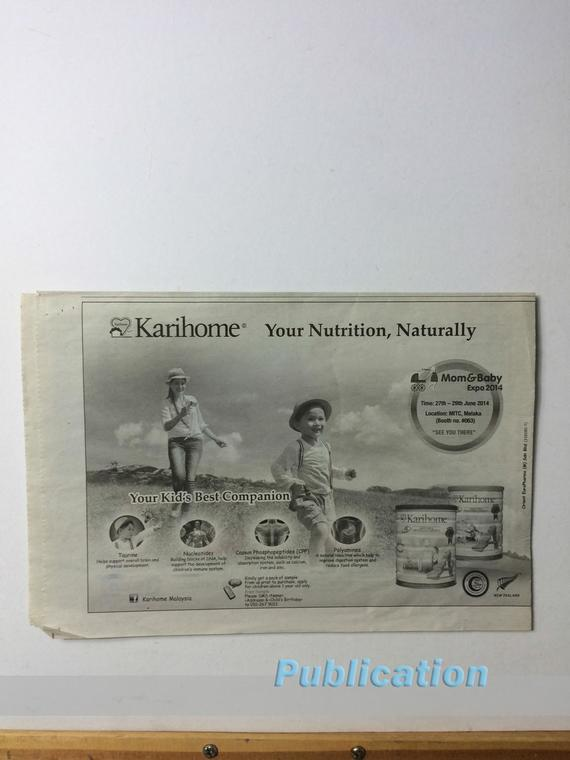 4 Publications (1010) Advertisement Karihome