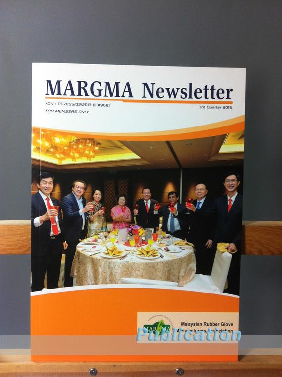 4 Publications (1033) Margma Newsletter