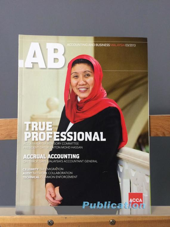4 Publications (1035) ACCA AB Magazine
