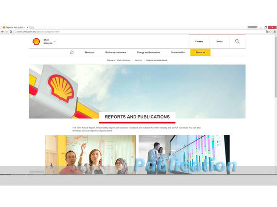 4 Publications (1045) Shell Website