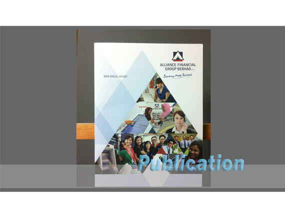 4 Publications (1055) Alliance Bank Annual Report 2014