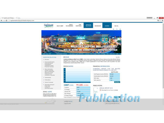 4 Publications (1059) Capitalmall  East Coast Mall Website