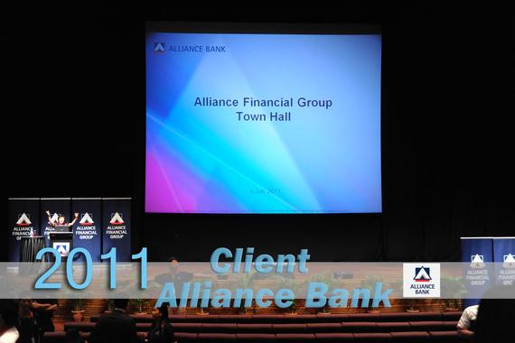 5 Client (1037) Alliance Bank 2011