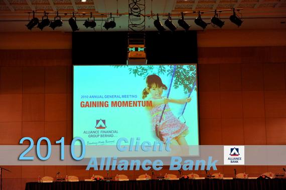 5 Client (1038) Alliance Bank 2010