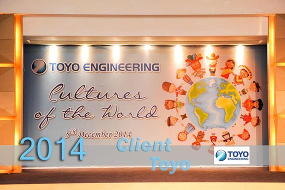 5 Client (1069) Toyo Engineering 2014